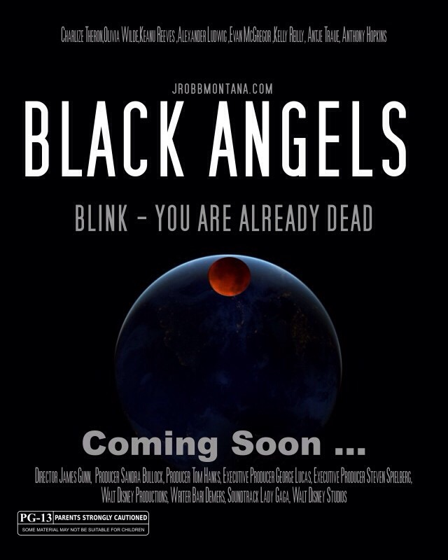Black Angels by screenwriter Bari Demers